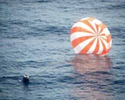 SpaceX returns to Earth loaded with lab results